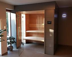 Sauna Comfort Line Projekt Wnętrza Publicznego Sauna Line