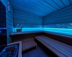 Sauna Best Line Projekt Wnętrza Publicznego Sauna Line