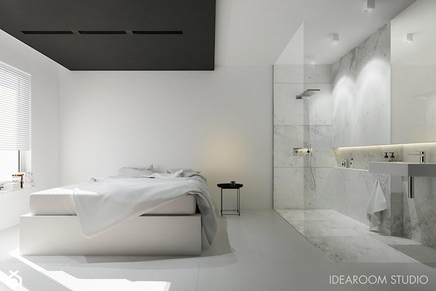 Prysznic W Sypialni Zdjęcie Od Idearoom Studio Homebook