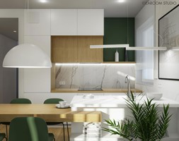 Urban Jungle - Projekt wnętrz mieszkania - zdjęcie od IDEAROOM studio