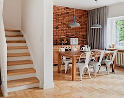 Ursynów - Jadalnia - zdjęcie od Qbik Design - Homebook