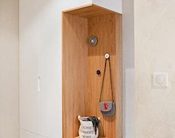 Hol / Przedpokój styl Minimalistyczny - zdjęcie od Qbik Design