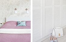 Sypialnia styl Prowansalski - zdjęcie od Qbik Design