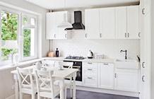 Kuchnia styl Prowansalski - zdjęcie od Qbik Design