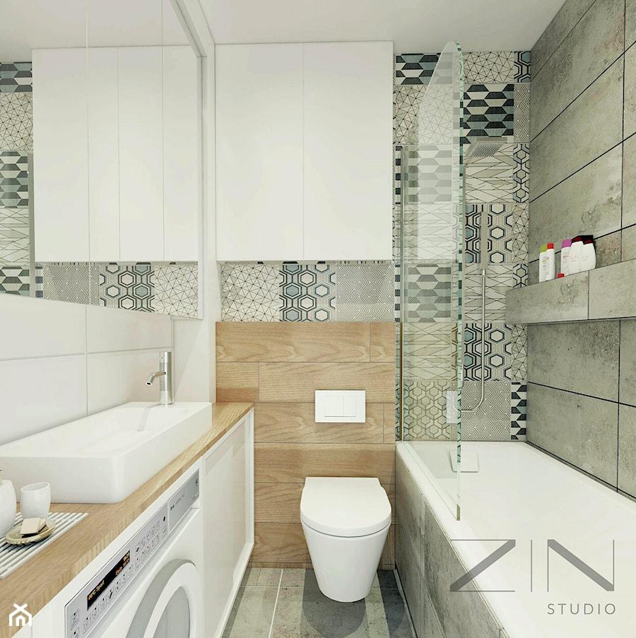 łazienka Z Wanną I Prysznicem Aranżacje Pomysły Inspiracje