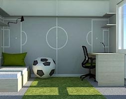 Pokój małego piłkarza. - zdjęcie od Artur Grab