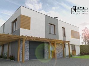 Pracownia Projektowa DOMUS Łukasz Czyż - Architekt budynków