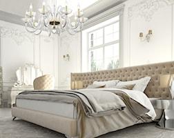 Żyrandol lampa wisząca Florence Soul w Twojej sypialni - zdjęcie od MOLLINI