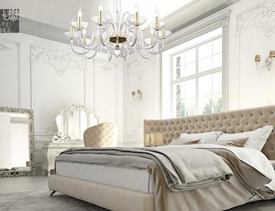 Sypialnia styl Klasyczny - zdjęcie od MOLLINI