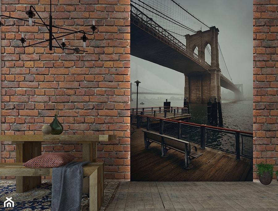 Fototapeta New York Zdjęcie Od Farby Dekoracjepl Homebook