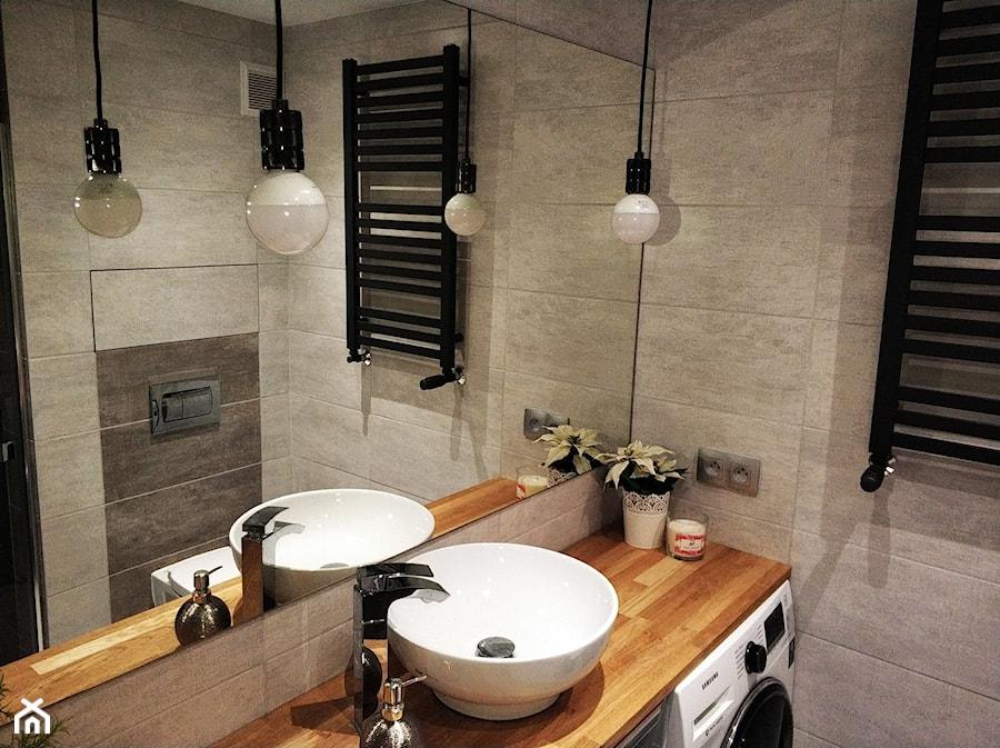 Metamorfoza Kuchni I łazienki Mała łazienka W Bloku W Domu