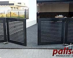 Brama+czteroskrzyd%C5%82owa+harmonijkowa+aluminiowa+-+zdj%C4%99cie+od+PALISADA.PL+producent+ogrodze%C5%84