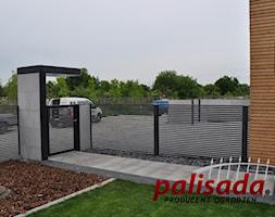 Nowoczesna+furtka+AL23+-+zdj%C4%99cie+od+PALISADA.PL+producent+ogrodze%C5%84