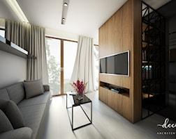 Kawalerka w Studio Centrum, 24m2. - zdjęcie od Decoroso Architektura Wnętrz