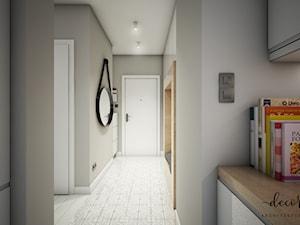 Apartament Na Powiślu, 62,9 M² - zdjęcie od Decoroso Architektura Wnętrz