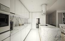 Apartament na Woli, 86 m2. - zdjęcie od Decoroso Architektura Wnętrz