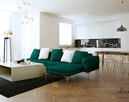 Apartament+Na+Woli%2C+127%2C78m%C2%B2.+-+zdj%C4%99cie+od+Decoroso+Architektura+Wn%C4%99trz