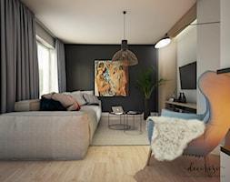 Mieszkanie w Pruszkowie - zdjęcie od Decoroso Architektura Wnętrz