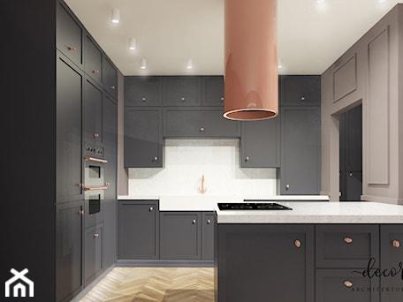 Aranżacje wnętrz - : Apartament Na Mokotowie, 86,4 M² - Decoroso Architektura Wnętrz. Przeglądaj, dodawaj i zapisuj najlepsze zdjęcia, pomysły i inspiracje designerskie. W bazie mamy już prawie milion fotografii!