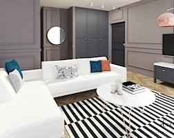 Apartament Na Mokotowie, 86,4 M² - zdjęcie od Decoroso Architektura Wnętrz