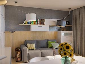 Małe mieszkanie w Warszawie