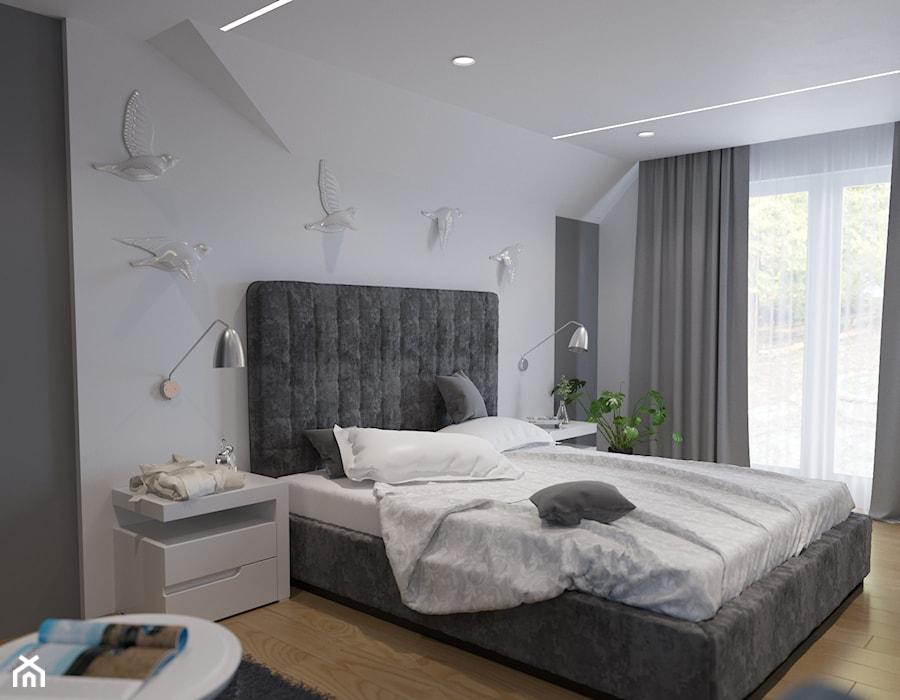 Sypialnia W Stylu Nowoczesnym Zdjęcie Od Art Deco Design