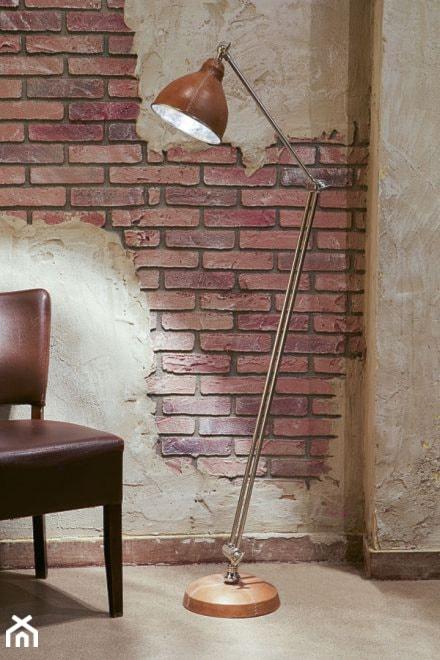 Aranżacje wnętrz - Salon: LAMPA PODŁOGOWA H151 - AlmiDecor.com. Przeglądaj, dodawaj i zapisuj najlepsze zdjęcia, pomysły i inspiracje designerskie. W bazie mamy już prawie milion fotografii!