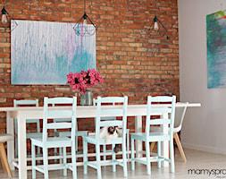 obrazy - Salon, styl nowoczesny - zdjęcie od Mamy Sprawy - Homebook
