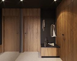 MIESZKANIE KRAKÓW 40 M2 - Hol / przedpokój, styl nowoczesny - zdjęcie od EDYTA SOWIŃSKA INTERIOR DESIGN - Homebook