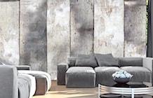 Salon styl Industrialny - zdjęcie od Decorami