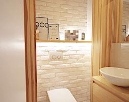 Mała łazienka Ze Skosem Pomysły Inspiracje Z Homebook