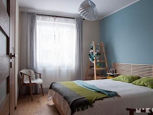 Błękitna sypialnia