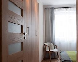 Błękitna sypialnia - zdjęcie od MIKU grafika & wnętrza ...