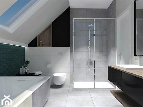 łazienka Na Poddaszu Aranżacje Pomysły Inspiracje Homebook
