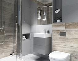 Projekt łazienki 3m2 Pomysły Inspiracje Z Homebook