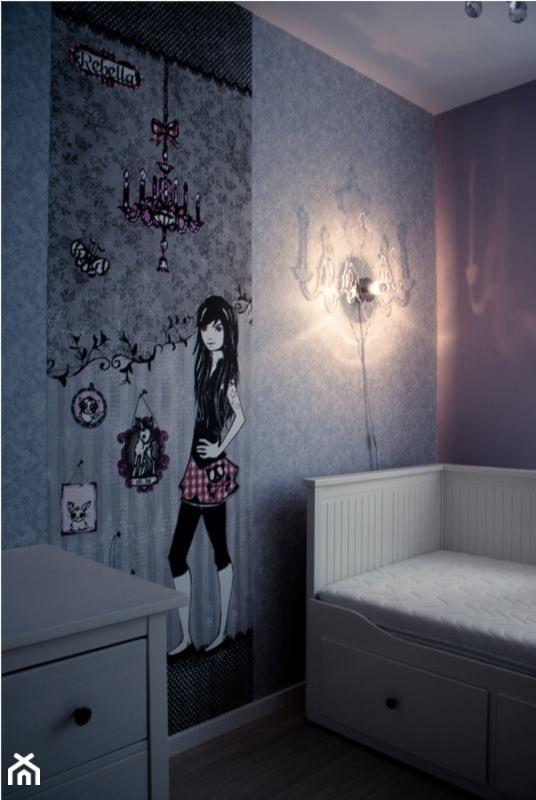 Tapeta w pokoju dziecka - zdjęcie od Manufaktura - Homebook