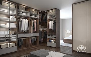 Za co kochamy garderoby? Zobacz jak ją dobrze zaprojektować!