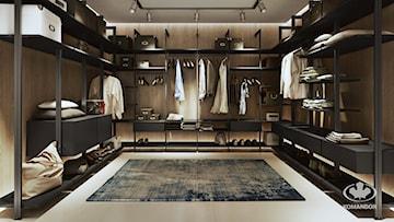 Jak podnieść funkcjonalność garderoby lub wnętrza szafy?