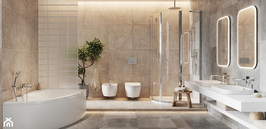 Praktyczne rozwiązania do małej i dużej łazienki – sprawdź, jak optymalnie wykorzystać każdy metraż