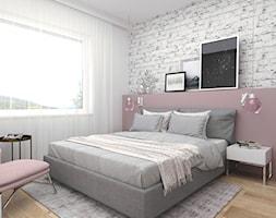 Projekt Mieszkania Czarodziejska średni Biały Hol
