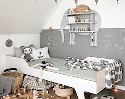 Łóżko dla dziecka ze sklejki DREAM BIG - zdjęcie od NUKI