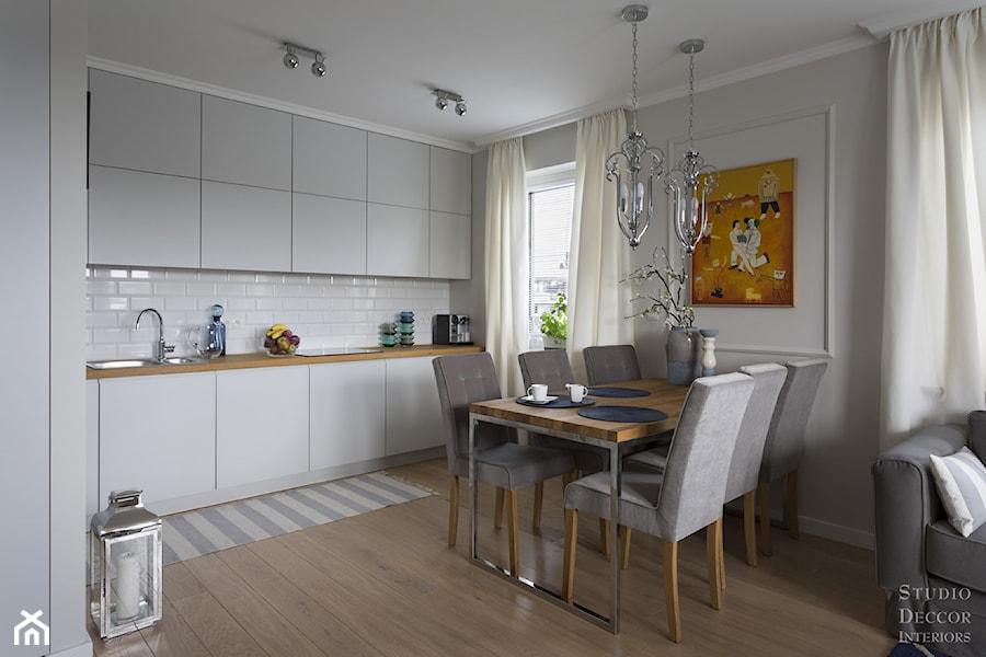 Wnętzre mieszkalne - zdjęcie od studiodeccor