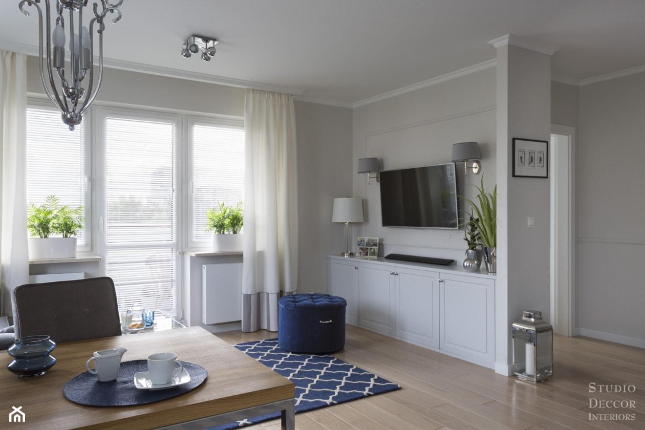 Wnętrze mieszkalne. - zdjęcie od studiodeccor - Homebook