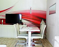 jadalnia w mieszkaniu w miescie - zdjęcie od Magdalena Wodarczyk Trela