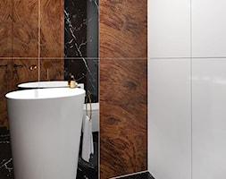 Elegancja Luksusowa łazienka Czarna łazienka Połączenie