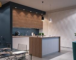Panele ścienne 3d Kalithea W Kuchni Projekt Wnętrza