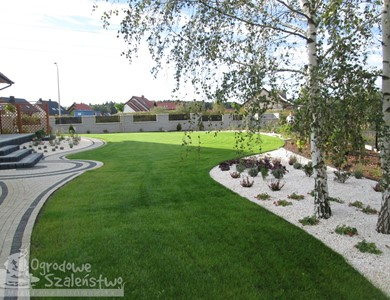 Ogród styl Klasyczny - zdjęcie od Ogrodowe Szaleństwo