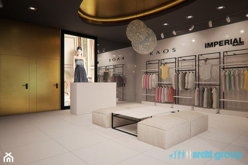 7566aca0 Projekt sklepu z odzieżą damską D'Angel w SCC w Katowicach - zdjęcie ...