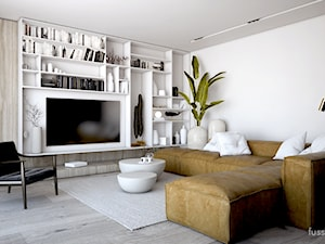 Warszawa  - apartament na Żoliborzu