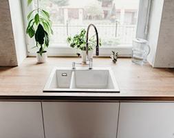 Kuchnia \ biały lakier mat - zdjęcie od Smart Design Sara Tokarczyk